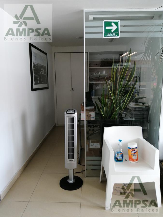 Foto Oficina en Renta en  Polanco IV Sección,  Miguel Hidalgo  Oficinas en Renta Homero