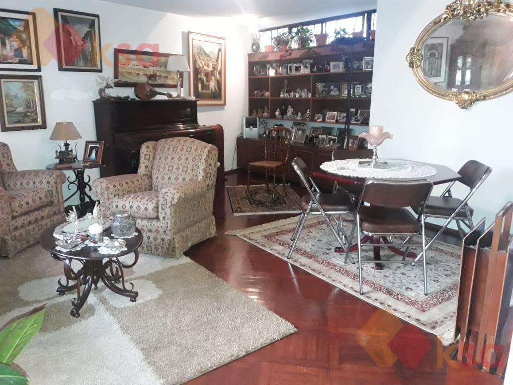 Foto Departamento en Venta en  La Carolina,  Quito  LA PRADERA