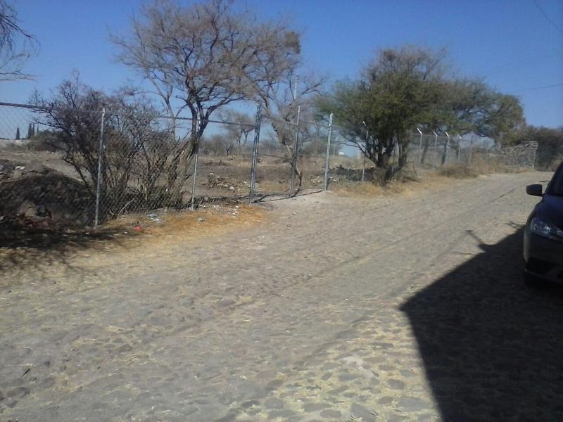 Foto Terreno en Venta en  Pueblo Huimilpan,  Huimilpan  Rancho El Progreso