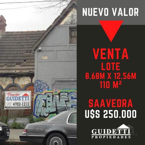 Foto Terreno en Venta en  Nuñez ,  Capital Federal  Nuñez al 3300