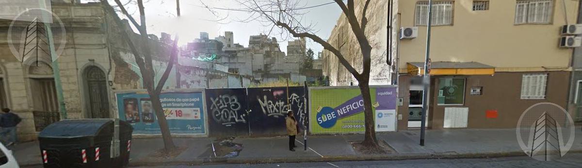 Foto Terreno en Alquiler en  Balvanera ,  Capital Federal  Moreno al 2500