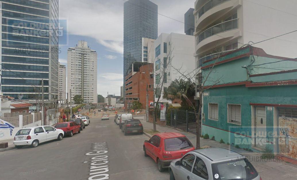 Foto Apartamento en Venta en  Pocitos Nuevo ,  Montevideo  u301 - Apartamento monoambiente en venta en Pocitos Nuevo