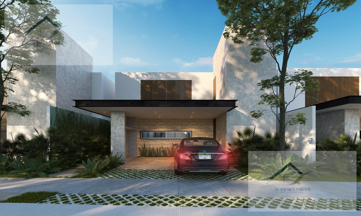 Foto Casa en condominio en Venta en  Mérida ,  Yucatán  EL ORIGEN privada  Residencial casa en venta