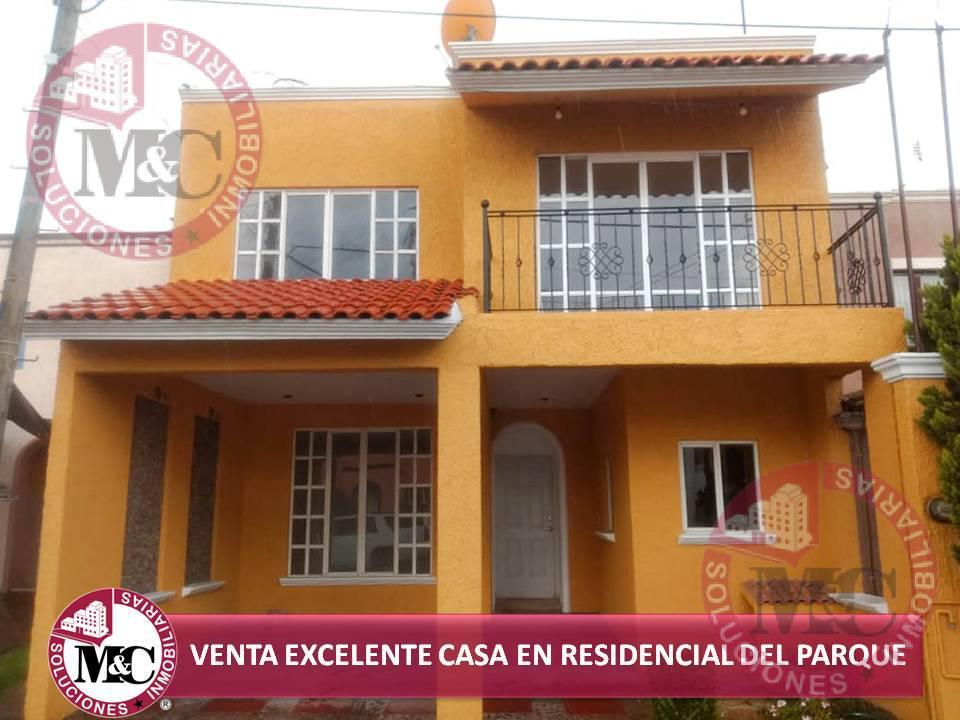 Foto Casa en Venta en  Fraccionamiento Residencial del Parque,  Aguascalientes  MC VENTA EXCELENTE CASA EN RESIDENCIAL DEL PARQUE