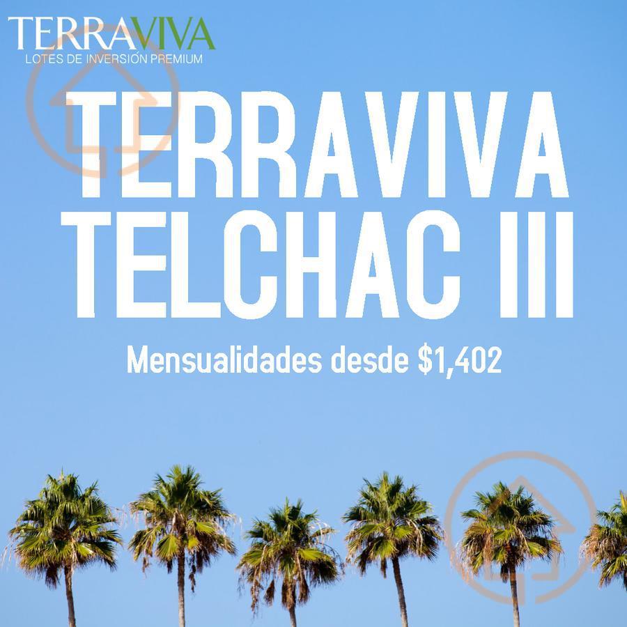 Foto Terreno en Venta en  Telchac Puerto ,  Yucatán  TERRAVIVA  tTELCHAC 2 ETAPA