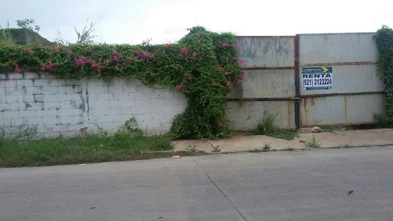 Foto Terreno en Renta en  Nueva Mina,  Minatitlán  buenos aires lote 13 A