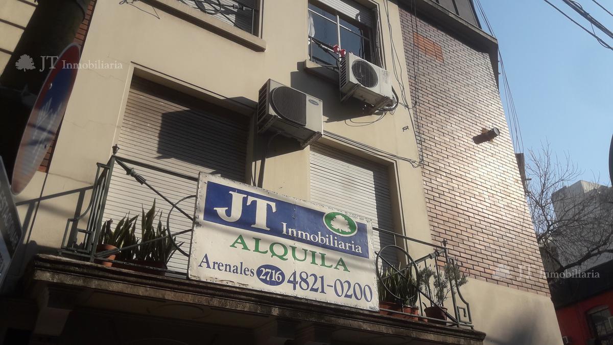Foto Departamento en Alquiler en  Barrio Norte ,  Capital Federal  French 2590 1º A