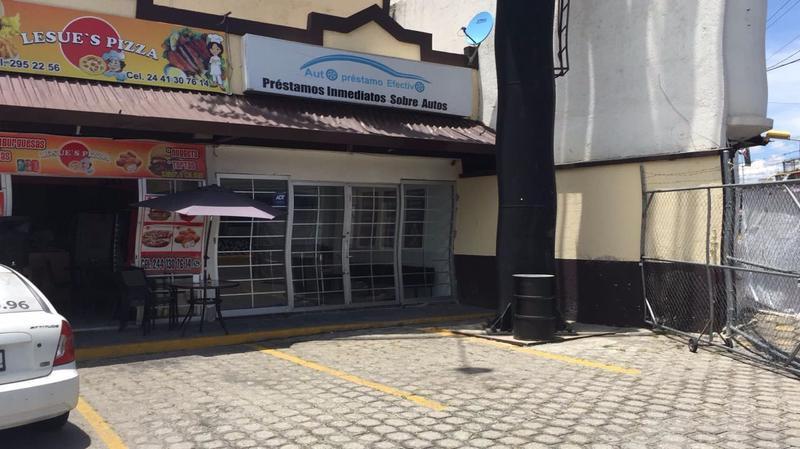Foto Local en Renta en  Santa María,  Puebla  Santa María