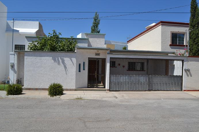 Foto Casa en Renta en  San Fernando,  Juárez  San Fernando