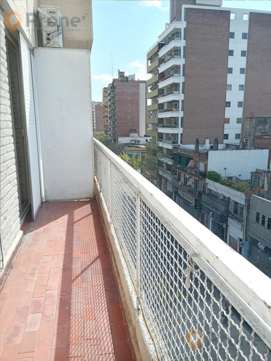 Foto Departamento en Venta en  Abasto,  Rosario  Corrientes al 1900 1 Dormitorio con Balcón  al Frente