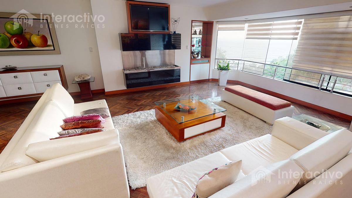 Foto Departamento en Alquiler en  Miraflores,  Lima  Malecon Cisneros - dpto en 3er piso