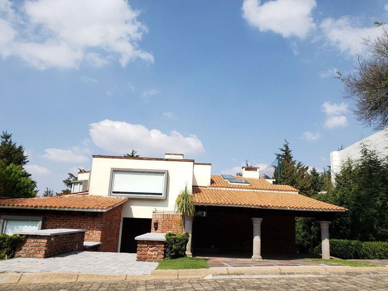 Foto Casa en Renta en  Club de Golf los Encinos,  Lerma  Casa con Excelente ubicación