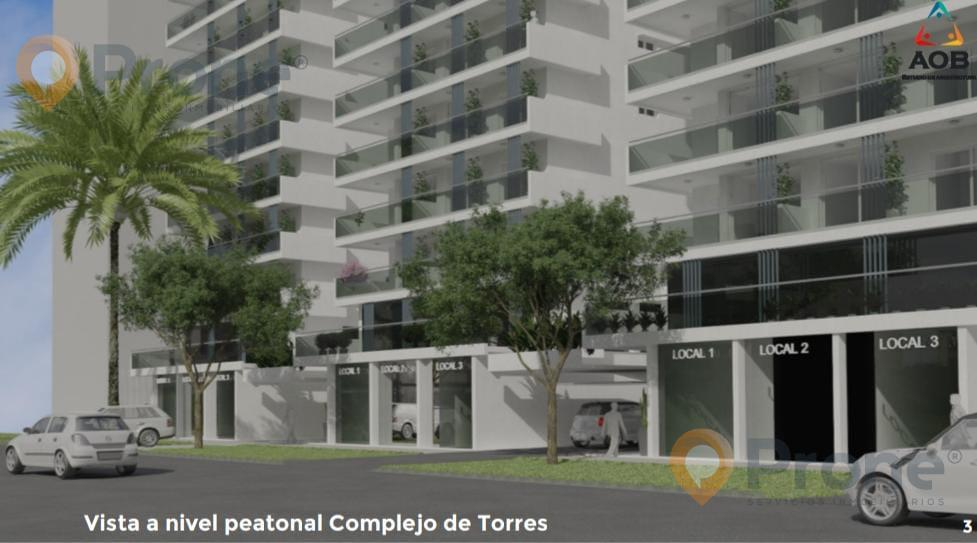 Foto Departamento en Venta en  Granadero Baigorria,  Rosario  San Martín al 900 1 Dormitorio Frente con Balcón 8º A