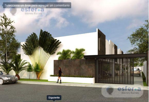Foto Departamento en Venta en  Pueblo Dzitya,  Mérida  NID TOWN HOUSES