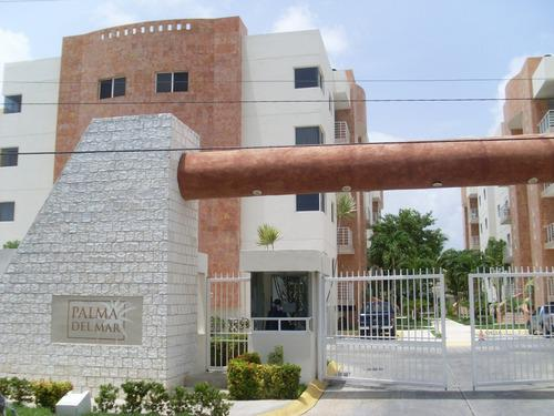 Foto Departamento en Renta en  Supermanzana 17,  Cancún  Departamento Palma del Mar