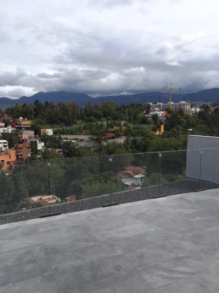 Foto Departamento en Renta en  Tetelpan,  Alvaro Obregón  Col. Tetelpan, Residencial Adara, GH en renta, acabados de lujo (LG)