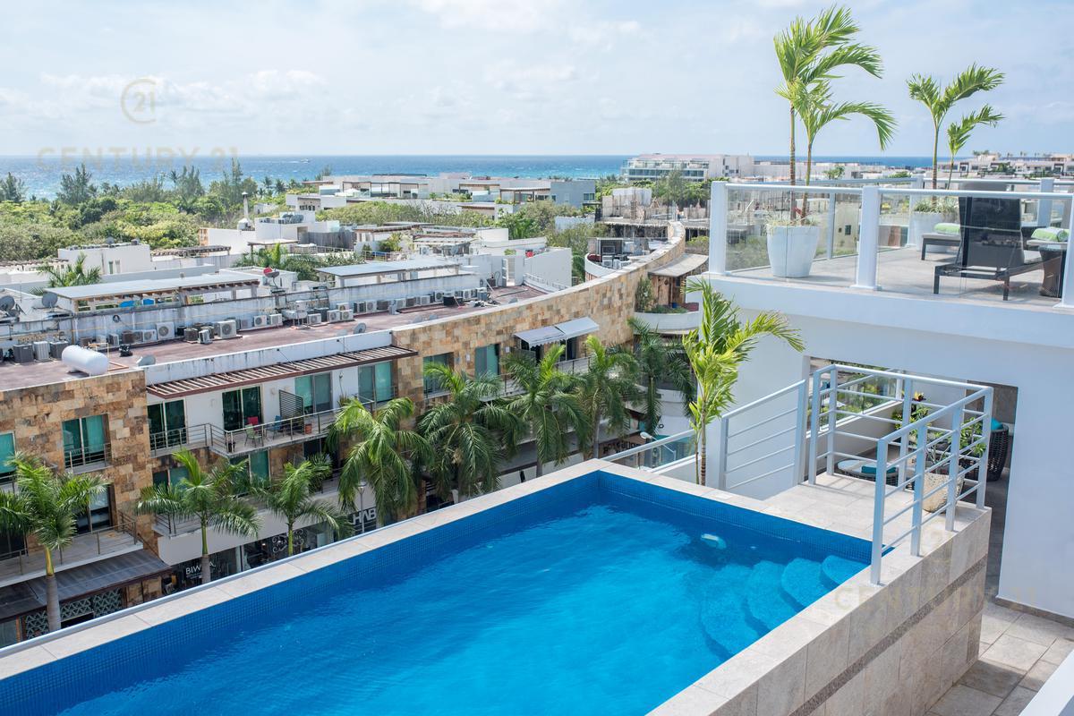 Foto Departamento en Venta en  Playa del Carmen ,  Quintana Roo  Se vende de oportunidad departamento tipo estudio en el Condominio 5th. Coral,  Playa del Carmen P2848