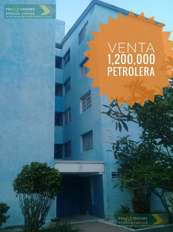 Foto Departamento en Venta en  Petrolera (Heriberto),  Boca del Río  COL. PETROLERA