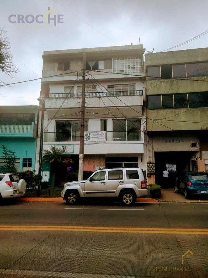 Foto Edificio Comercial en Venta en  Xalapa Enríquez Centro,  Xalapa  Edificio en venta en Av. Principal Av. Avila Camacho, ideal para comercio