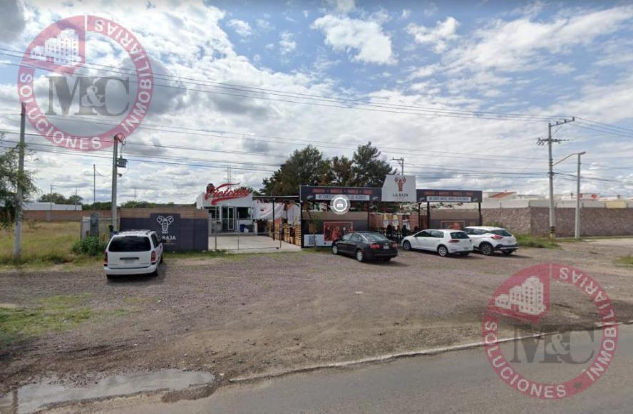 Foto Terreno en Venta en  Jesús María ,  Aguascalientes  terreno comercial en venta ideal para departamentos al norte