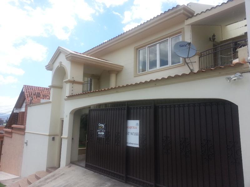 Foto Casa en Renta en  Lomas del Guijarro Sur,  Distrito Central  CASA RENTA LOMAS DEL GUIJARRO TEGUCIGALPA