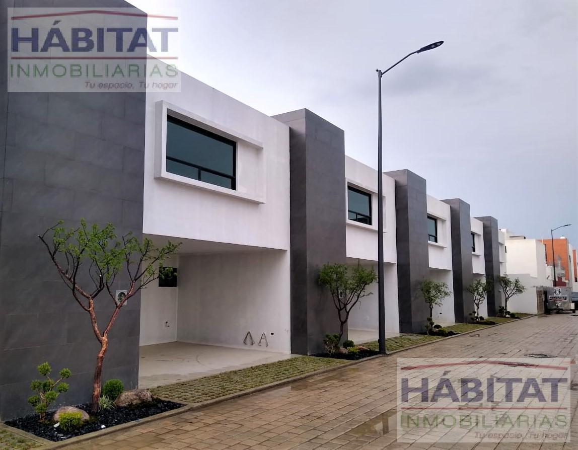 Foto Casa en Venta en  Fraccionamiento Residencial Barrio Real,  San Andrés Cholula  CASA NUEVA EN VENTA EN EL BARREAL SAN ANDRES CHOLULA
