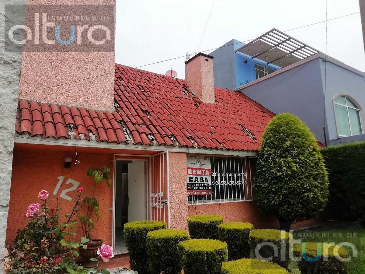 Foto Casa en Renta en  San Pedro Totoltepec,  Toluca  FRACC. SOR JUANA INES DE LA CRUZ, INT.12, COL. SAN PEDRO TOTOLTEPEC, TOLUCA MEXICO, C.P.50226