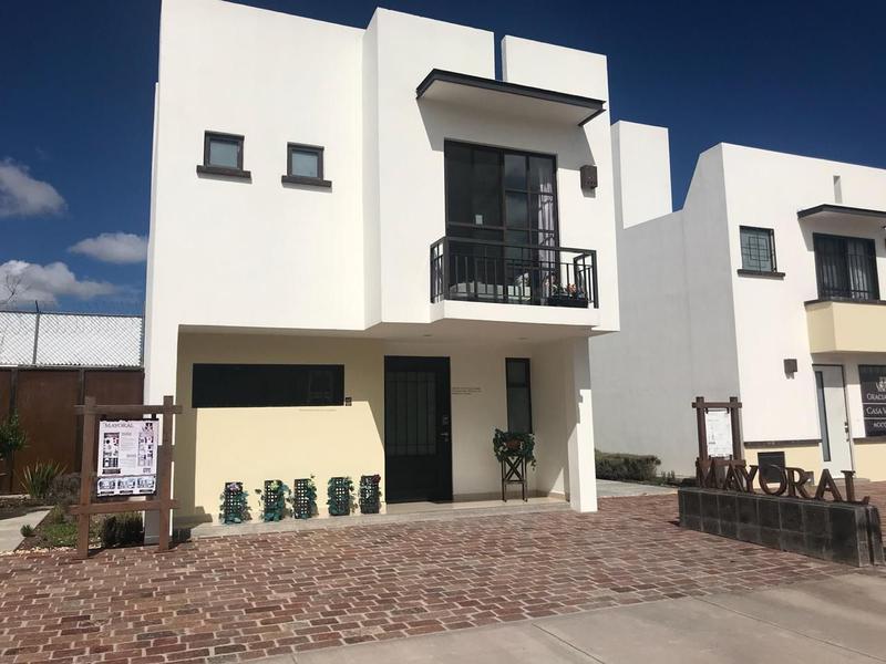 Foto Casa en Venta |  en  La Yesca ,  Nayarit  CASA NUEVA!! en LA YESCA, al sur de la Ciudad de Leon!