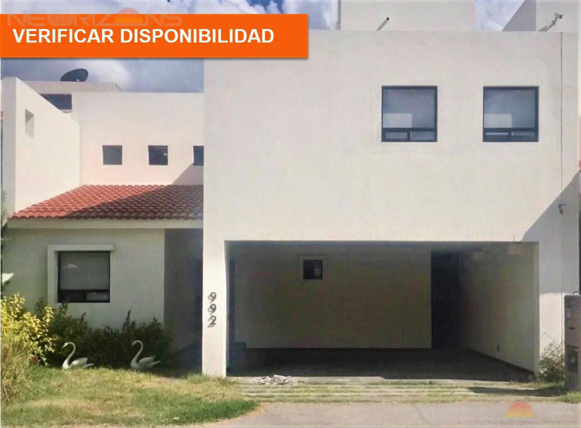 Foto Casa en Renta en  Villantigua,  San Luis Potosí  Elegante y Acogedora Casa Residencial en Renta en Fracc Villantigua SLP