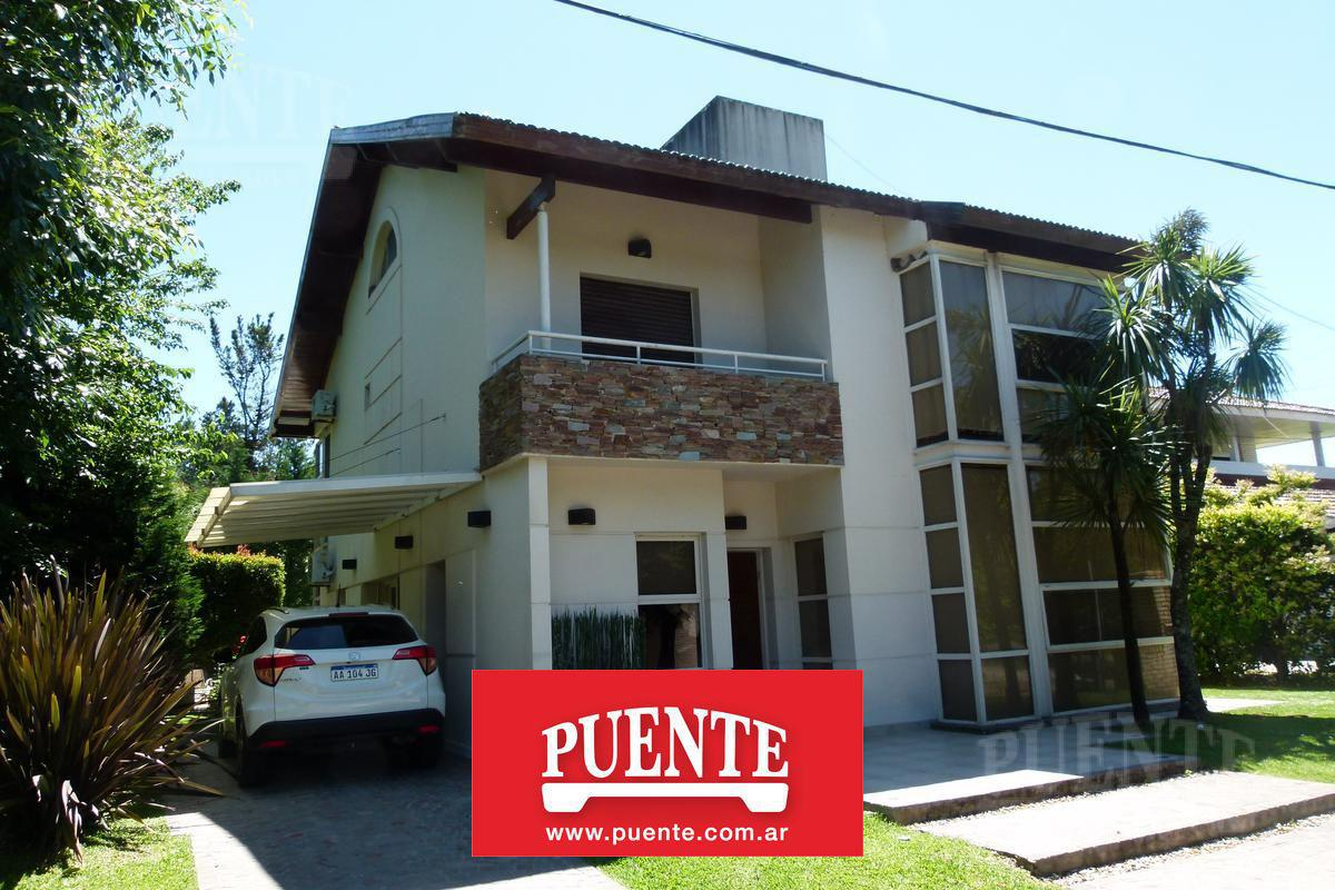 Foto Casa en Venta en  El Sosiego,  Countries/B.Cerrado  El Sosiego