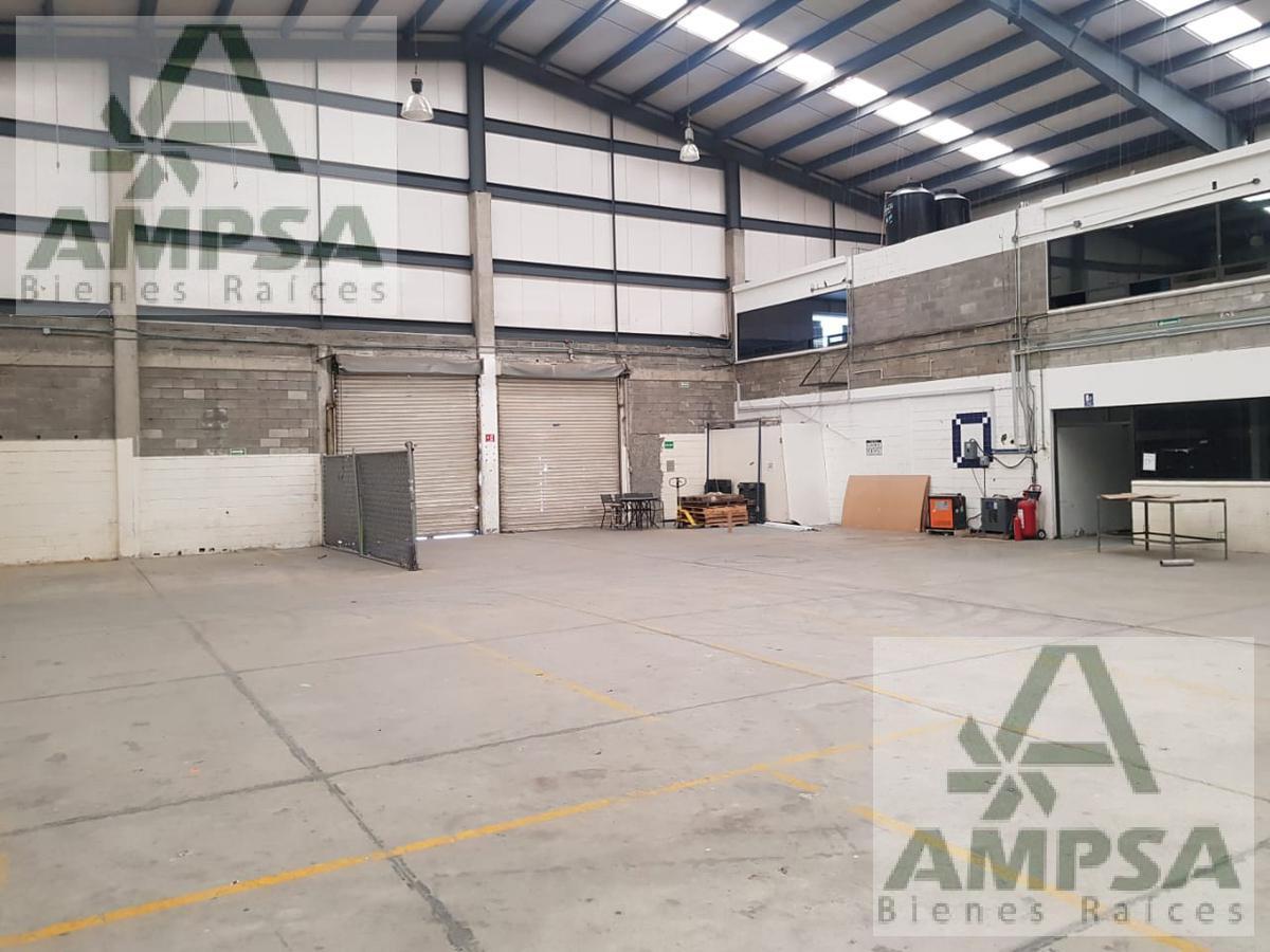 Foto Bodega Industrial en Renta en  Las Armas,  Tlalnepantla de Baz  Guillermo Barroso 17