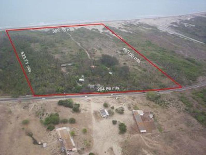 Foto Terreno en Venta en  La Riviera Veracruzana,  Alvarado  Carretera Boca del Rio-Anton Lizardo Km. 12