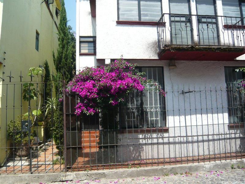 Foto Casa en Venta en  Lomas de los Angeles del Pueblo Tetelpan,  Alvaro Obregón  Tetelpan, 100m2, Casa en Condominio,2 recámaras,  conjunto arbolado