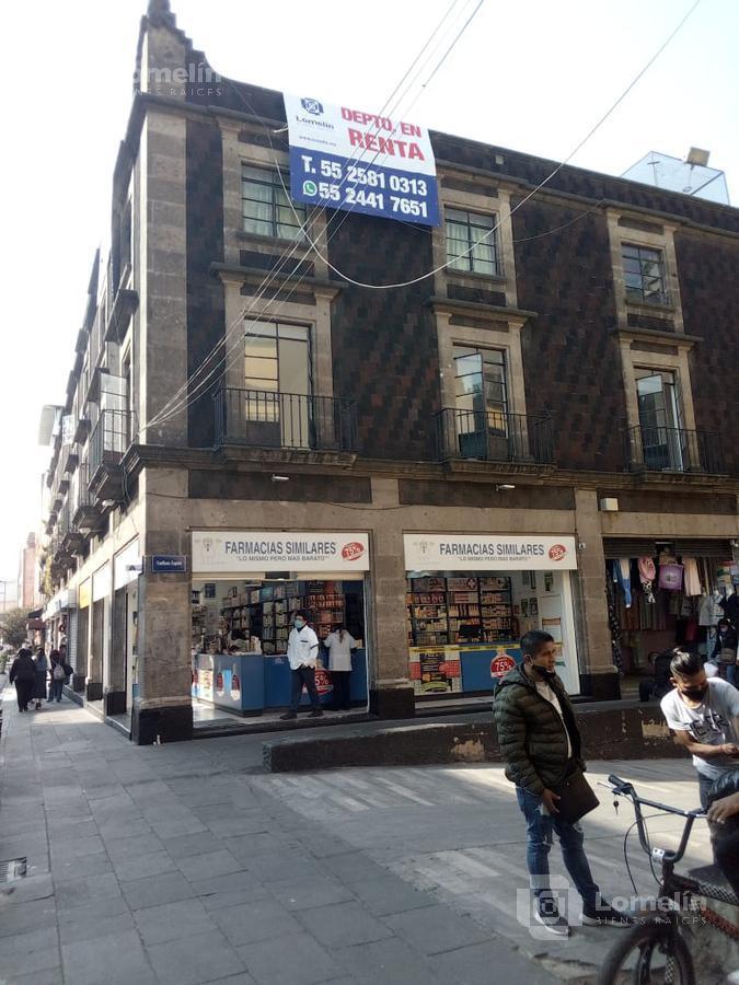 Foto Local en Renta en  Centro,  Cuauhtémoc  Emiliano Zapata 59- ACC-K, Centro, Cuauhtemoc, 06060.
