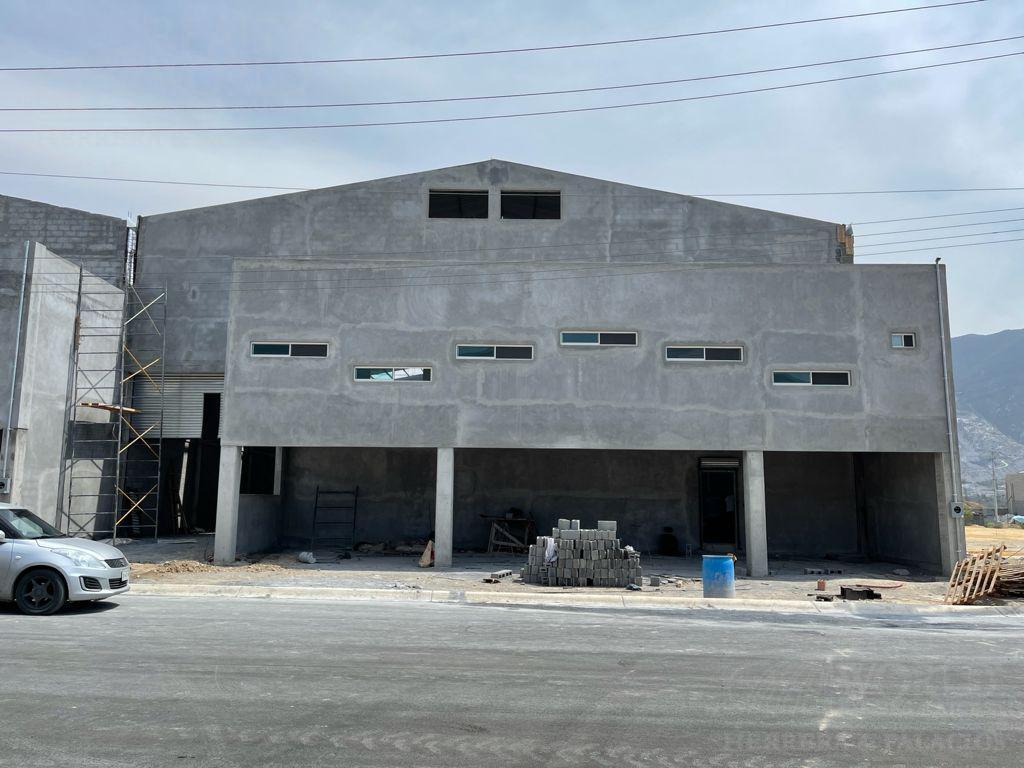 Foto Bodega Industrial en Renta en  Santa Catarina ,  Nuevo León  BODEGA EN RENTA EN SANTA CATARINA EN PARQUE INDUSTRIAL BODEGAS YA TERMINADAS