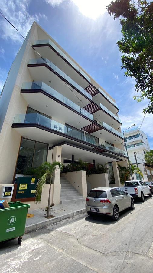 Foto Departamento en Venta en  Playa del Carmen,  Solidaridad  Departamento en Venta  Playa del Carmen, Mayan Monk, Penthouse 2 recámaras con Rooftop