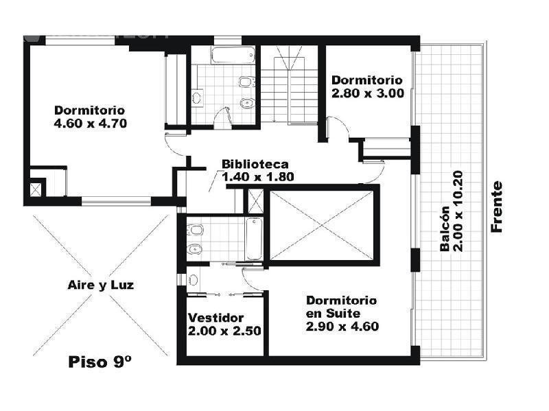Departamento-Venta-Belgrano-3 DE FEBRERO 1800 e/SUCRE, ANTONIO J. DE y ECHEVERRIA
