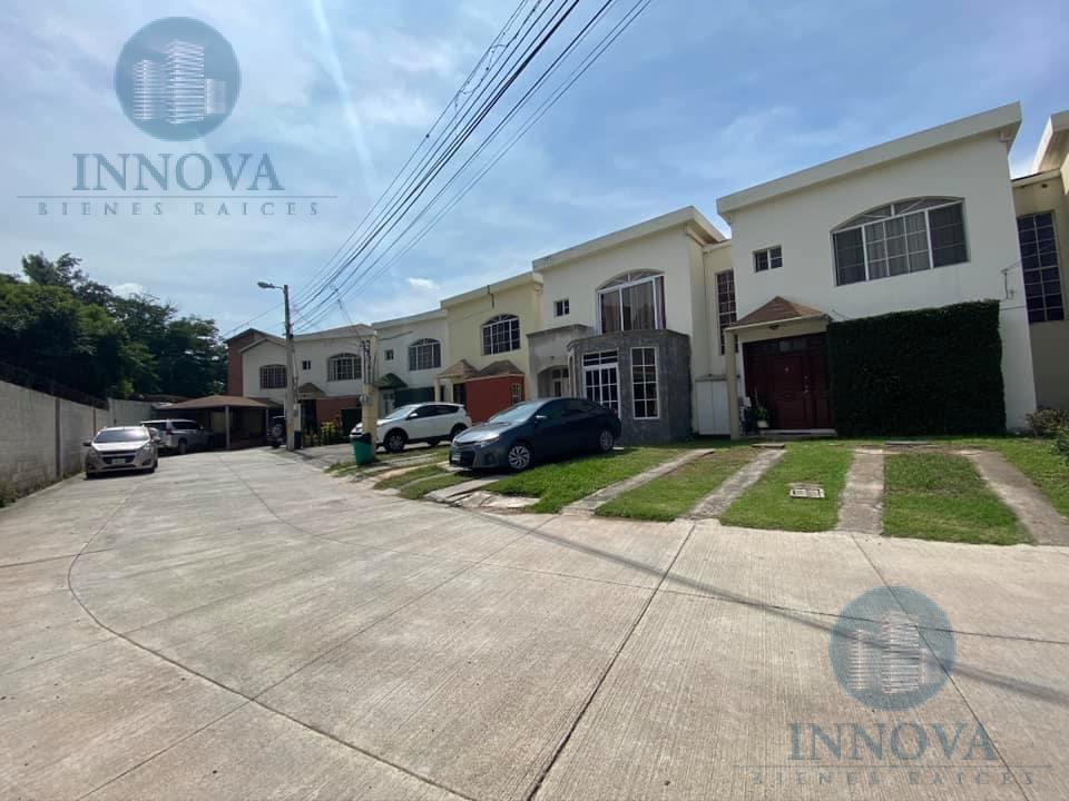 Foto Casa en Renta en  Miraflores,  Tegucigalpa  Casa En Renta Condominios Miraflores Tegucigalpa