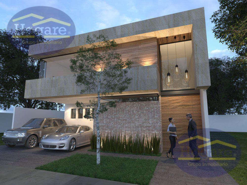 Casa en Venta Nueva de 4 Recámaras en Lomas 1 en El Molino Residencial en León Gto