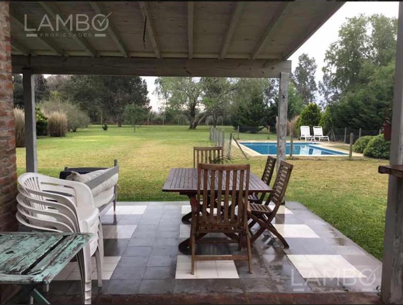 Foto Casa en Alquiler temporario en  La Esperanza C. De Campo,  Countries/B.Cerrado (G. Rodriguez)  ALQUILER TEMPORARIO  2021,  LA ESPERANZA