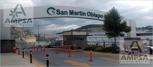 Foto Bodega Industrial en Renta en  San Martín Obispo,  Cuautitlán Izcalli  San Martín Obispo