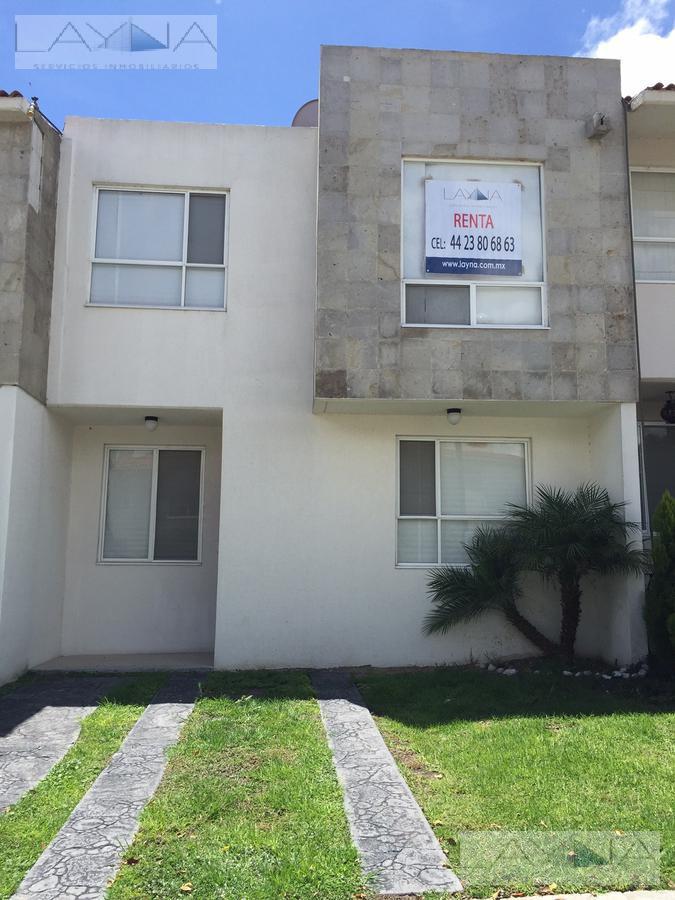 Foto Casa en condominio en Renta en  Querétaro ,  Querétaro      Casa en RENTA Residencial del Parque