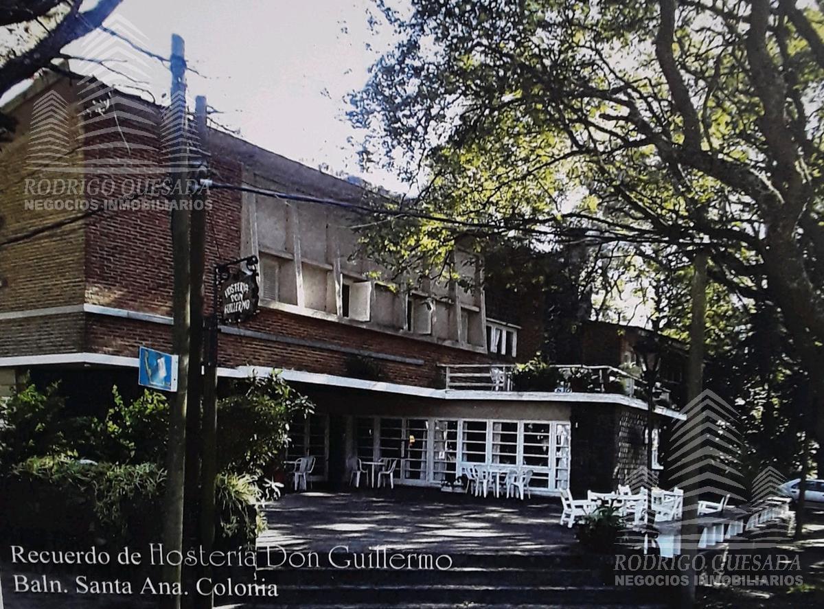 Foto Hotel en Venta en  Colonia del Sacramento ,  Colonia  ESPECTACULAR HOSTERIA CON RESTAURANTE EN COLONIA -URUGUAY-BALNEARIO SANTA ANA!!!