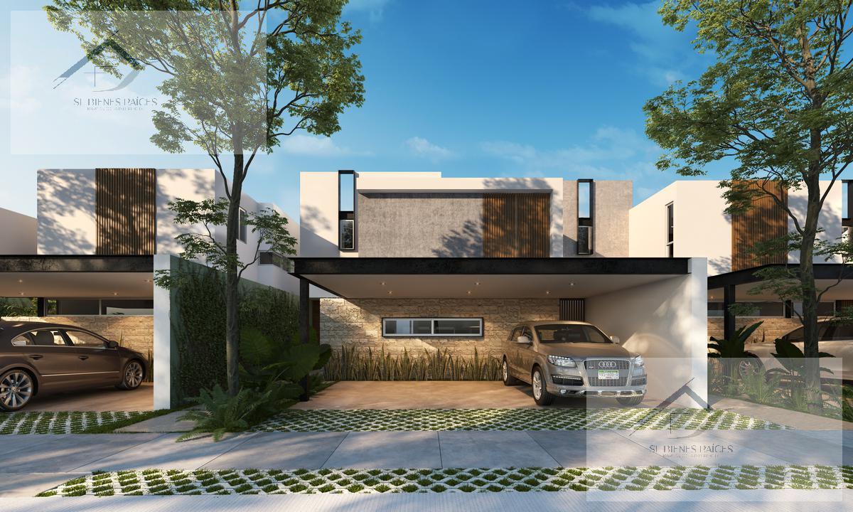 Foto Casa en condominio en Venta en  Mérida ,  Yucatán  EL ORIGEN Residencial casa en venta