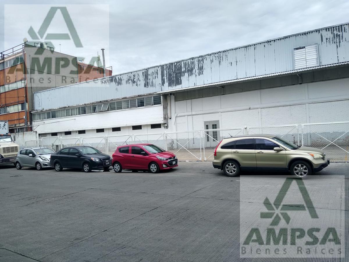 """Foto Bodega Industrial en Renta en  Cervecera Modelo,  Naucalpan de Juárez  CALLE NEGRA MODELO # 4 FRACCION """"E"""""""