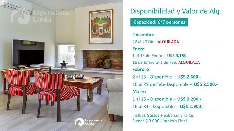Foto Casa en Alquiler | Venta | Alquiler temporario en  Barrio Costa Esmeralda,  Pinamar  Deportiva - Lote al 500
