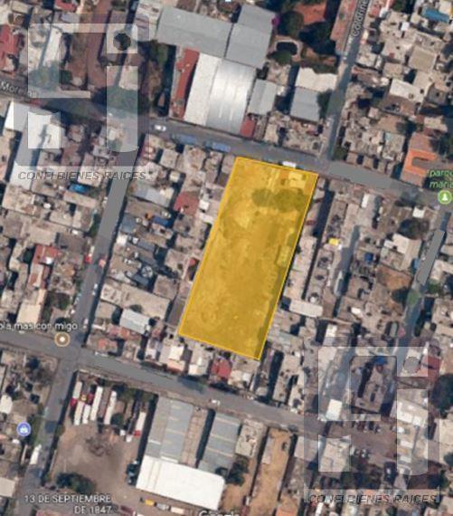Foto Terreno en Venta en  Azcapotzalco,  Azcapotzalco  Terreno Habitacional en Venta Azcapotzalco