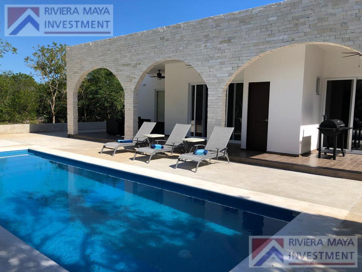 Foto Casa en Venta en  Quintana Roo ,  Quintana Roo  Paseo Sirenis numero 57 en akumal