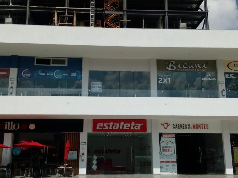 Foto Local en Renta en  Centro Sur,  Querétaro  OFICINA Y/O LOCAL EN RENTA PLAZA NAZAS CENTRO SUR
