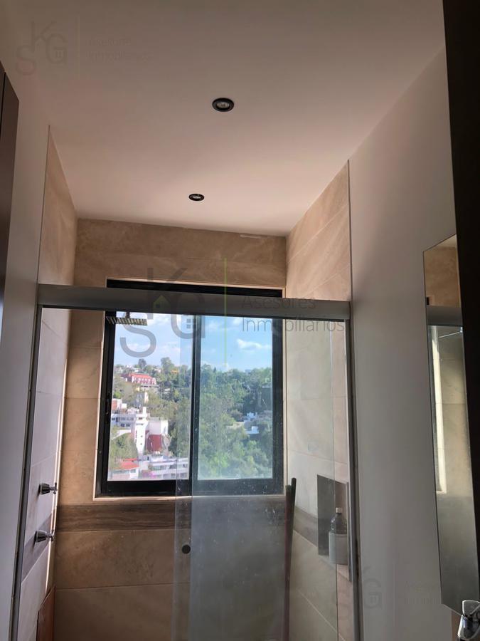 Foto Departamento en Renta en  Lomas de Tecamachalco,  Huixquilucan  SKG Asesores Inmobiliarios Renta Suite en Lomas de Tecamachalco, Huixquilucan, Edo de Méx